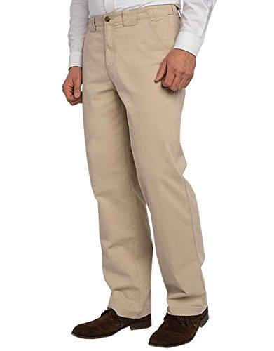 SCOTTeVEST Hidden Cargo Pants 2.0 - 8 Pockets – Comfortable Travel Pant PBL 44/34