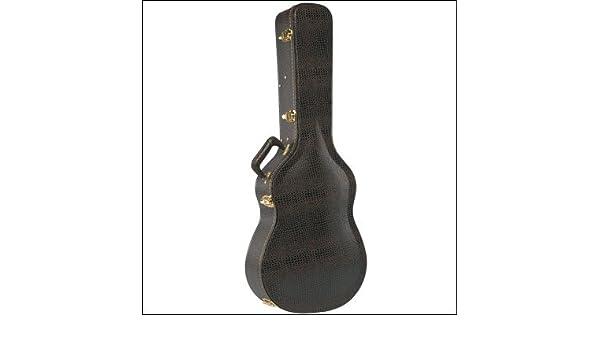 Amazon.com: ESTUCHE MADERA GUITARRA MARTIN 105x38x29,5x15cm ...