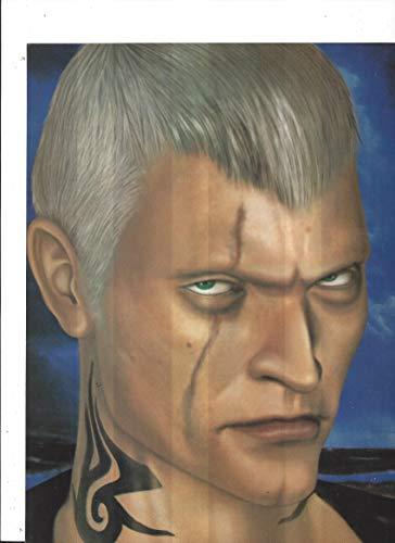 Magazine Print Ad Promo For 1998 Tekken 3 Video Game
