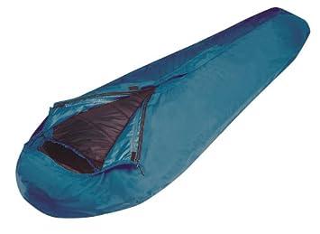 LESTRA - Funda de protección impermeable para saco de dormir (235 x 80 x 55 cm), color verde: Amazon.es: Deportes y aire libre