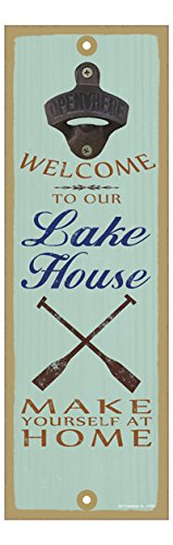 Laminated Oar - SJT ENTERPRISES, INC. Welcome to Our Lake House. Make Yourself at Home (Oar Image) 5
