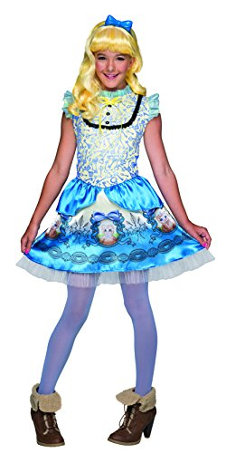 Ever After High Blondie Lockes Costume, Child's Large]()