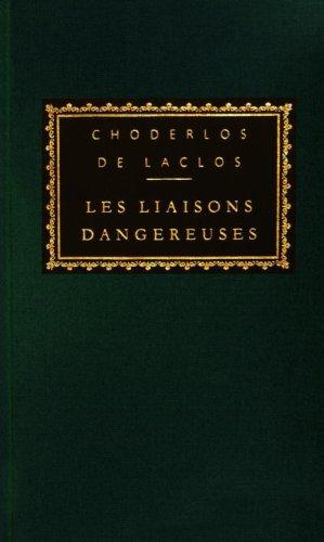 Book cover for Les Liaisons dangereuses