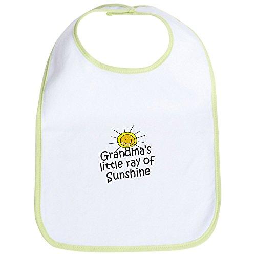 Best Cafepress Baby Gifts For All Grandma T-Shirts - CafePress Grandma's Sunshine Bib Cute Cloth