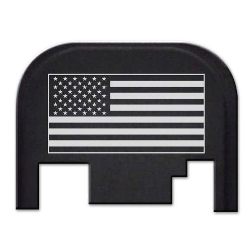 glock 19 slide back plate - 4