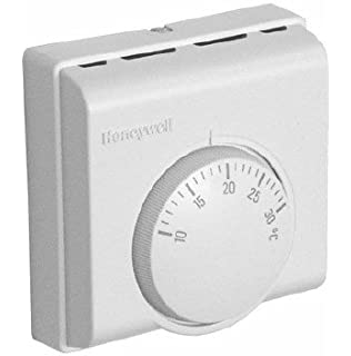 Honeywell T6360C1018 - Termostato Analógico De Ambiente 230V, Spdt, T/N, 10