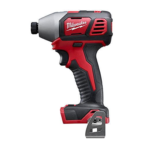 (Milwaukee M18 18V 2-Speed 1/4-Inch Hex Impact Driver (2657-20) (Tool Only - Battery and Charger Not Included))