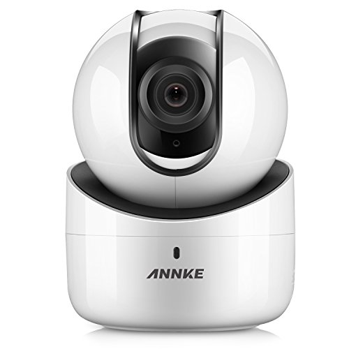 Annke 720P Security Wireless PT Camera with Two-Way Audio, M