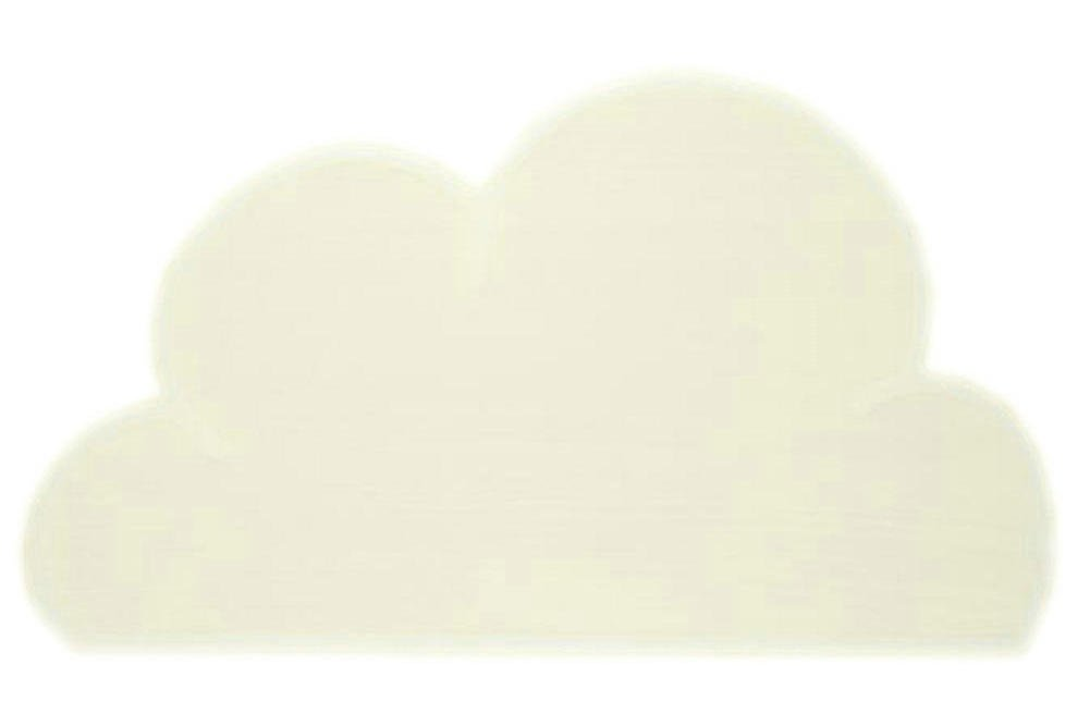 Youkara 1x Beb/és Y Ni/ños Sobre El Mantel Individual de La Nube Del Beb/é Negro