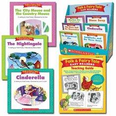 DSS Folk & Fairy Tale Easy Readers