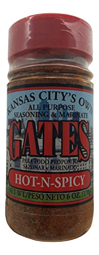 Gates Hot-N-Spicy Seasoning & Marinate