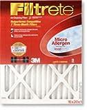 3M 9827DC-6 16'' X 30'' Filtrete™ Micro Allergen Filter