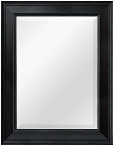 MCS Wall Mirror, Black