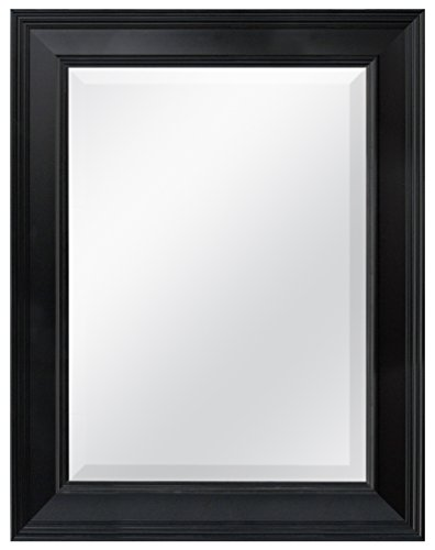 MCS Wall Mirror Black