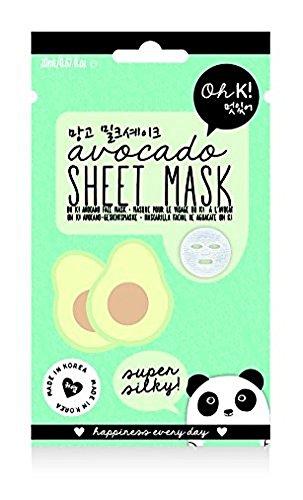 Avocado Face Mask (OH K! AVOCADO SHEET MASK)