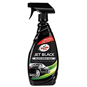 Turtle Wax T-11 Black Spray Wax - 16 oz.