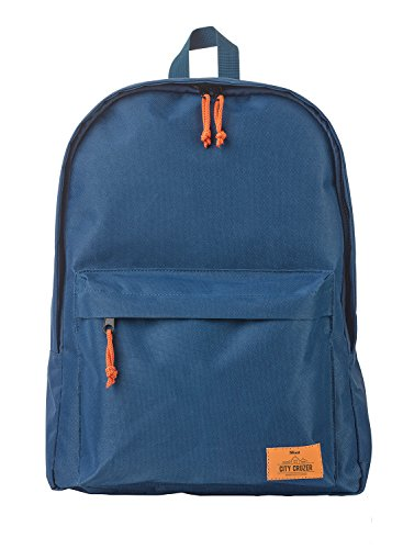 City 16 Backpack Laptop Trust Blue for Urban Black Cruzer Inch U7xHOpw