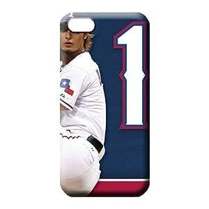 iphone 6 normal Highquality High Grade skin mobile phone back case texas rangers mlb baseball