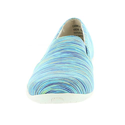 Blue Hommerson Fashion Top On Low Womens Sneakers Carmela Ros Slip Multi nz0WPqpRp