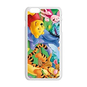 Disney happy animals world Cell Phone Case for iPhone plus 6