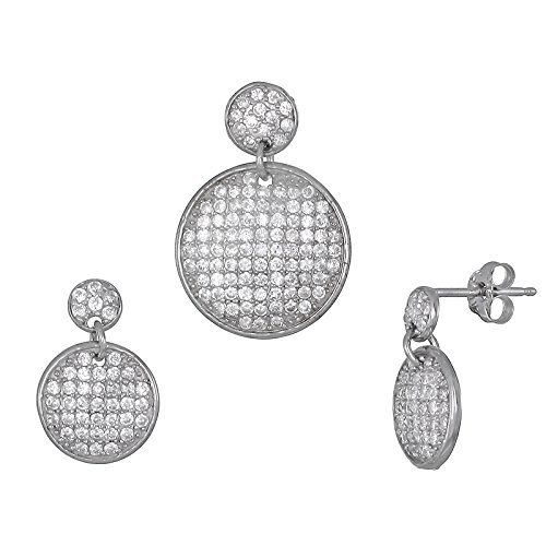 earring-with-pendant-silver-ssss007