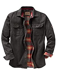 Legendary Whitetails Men's Journeyman Rugged Shirt Jacket