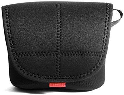 Matin Digital SLR Compact Camera Body Case Black V2 - (Medium) New Upgraded Version