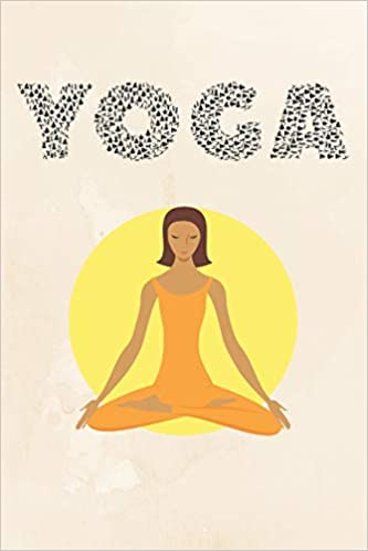 Yoga: Beautiful Yoga Journal Ideal For Practitorners: Amazon ...