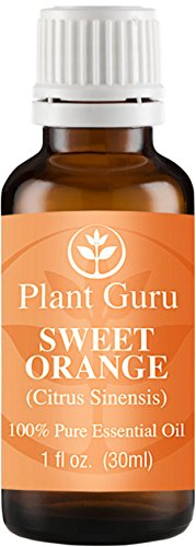 Sweet Orange Essential Oil. 30 ml. (1 oz.) 100% Pure, Undiluted, Therapeutic Grade.