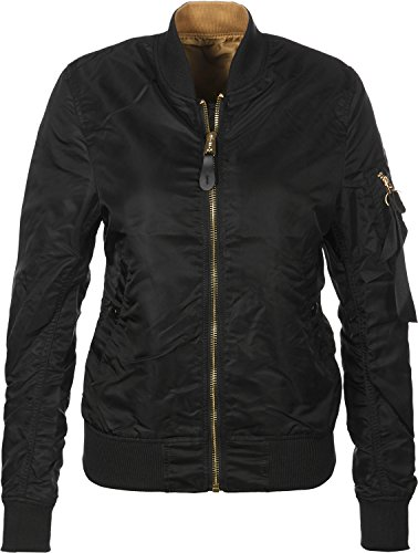 Industries Jacket Women Lw Ma Black 1 Alpha Wmn Vf Reversible AY6qdxqw