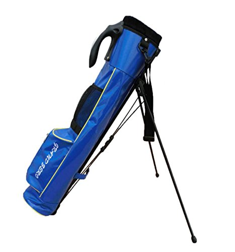 筋肉の現実的淡いGRAND ZERO(グランドゼロ) セルフスタンド付きクラブケース GZCC-002 ブルー スタンドバッグ