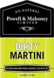 Powell & Mahoney Mixer Dirty Martini, 0.82lb