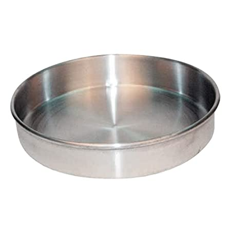 Winco Winware 8-by-2-Inch Aluminum Layer Cake Pan Winco USA ACP-082