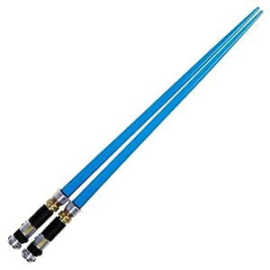 Star Wars Episode III Revenge of the Sith Obi-Wan Kenobi Blue Lightsaber Chopsticks