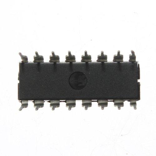 TOOGOO(R) L293D L293 L293B DIP/SOP Push-Pull Four-Channel Stepper Motor Driver IC Chip