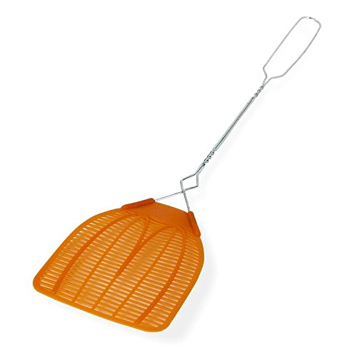 2PK - Metal Handle Hand Fly Swatters by BugKwikZap