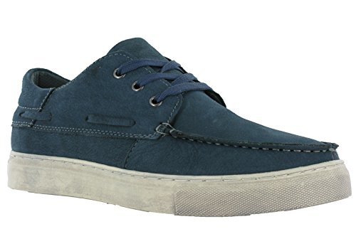 Maverick Herren Tops Low Sneaker Navy qvP8Y