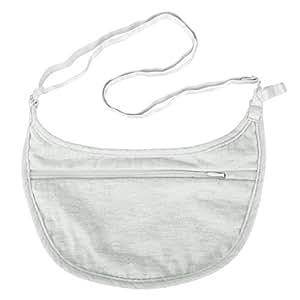 Travelon Travelon Ladies Undergarment Crossbody Pouch, Gray (gray) - 4338997529