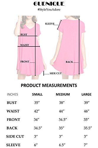 Knit Bamboo Neck Fiber Blush Dress Short Mitto Shirt V Sleeve T Shop wtn5qFx71