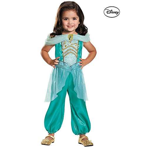 Disguise Jasmine Classic Toddler Costume
