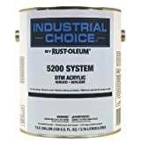 Rust-Oleum - Industrial Choice 5200 System Dtm Acrylics 402 Safety Yellow High Performance Acrylic Wat: 647-5244402 - 402 safety yellow high performance acrylic wat [Set of 2]