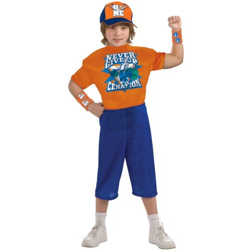 Deluxe John Cena Costume - Large by Rubie's