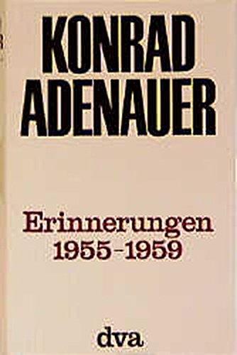 Erinnerungen 1955 -1959
