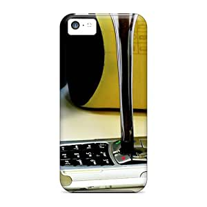 Ultra Slim Fit Hard Team ProMall Case Cover Specially Made For Iphone 5c- Step Out
