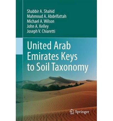 United Arab Emirates Keys to Soil Taxonomy(Hardback) - 2014 Edition pdf epub
