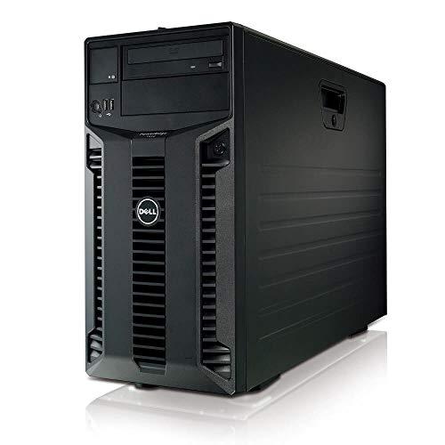 Dell PowerEdge T410 6 x 3.5 Hot Plug 2X X5570 Quad Core 2.93Ghz 64GB 6X 2TB SAS H700 2X 580W (Certified Refurbished) ()