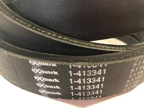 EXMARK 413341 Replacement Belt