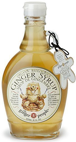 Ginger People Organic Ginger Syrup -- 8 fl oz