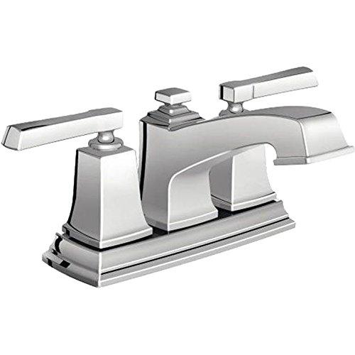 2h Lavatory Faucet Chrome (BOARDWALK 2H CS LAV CH / Chrome two-handle bathroom faucet)