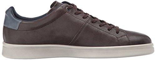 outlet online cheap price wholesale price ECCO Men's Kallum Casual Fashion Sneaker Coffee/Marine cheap sale latest collections 72CQPwAyE